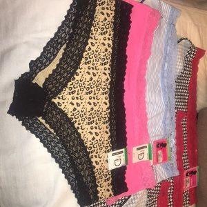 barely there and new directions intimates Other - Brand new, never worn, never tried-on panties